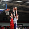 Leicester Riders v Portland Pilots<br /> Leicester Arena Aug 17th 2017<br /> ©Jack Osmond/Paul Davies Photography<br /> NO UNAUTHORIZED USE