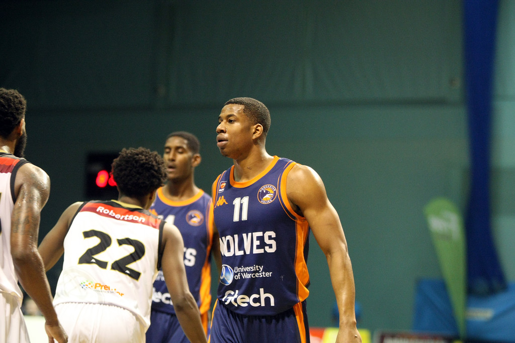 BBL Worcester v Leicester Feb 02 2018<br /> ©Paul Davies Photography<br /> NO UNAUTHORIZED USE