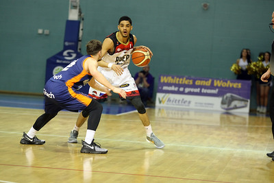 BBL Worcester v Leicester Feb 02 2018 ©Paul Davies Photography NO UNAUTHORIZED USE