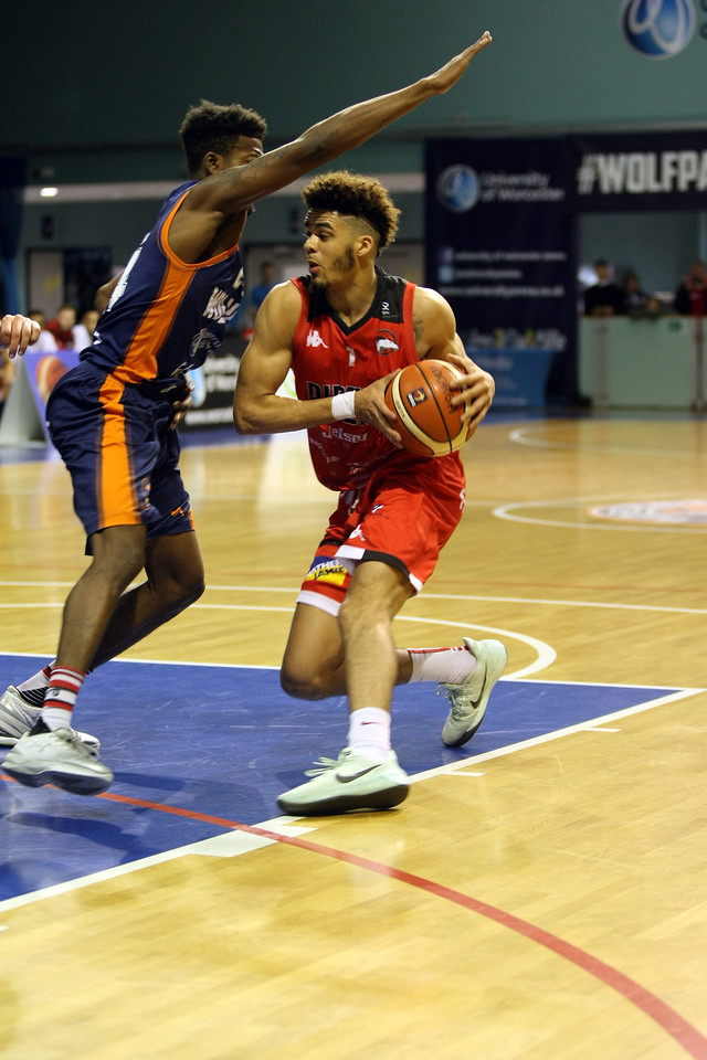 BBL Worcester v Leicester17th Nov 2017<br /> ©Paul Davies Photography<br /> NO UNAUTHORIZED USE