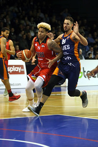 BBL Worcester v Leicester17th Nov 2017 ©Paul Davies Photography NO UNAUTHORIZED USE