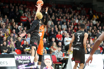 BBL Riders v Plymouth Jan 19th 2019 ©Paul Davies Photography NO UNAUTHORIZED USE