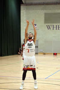 Leicester Riders v Konsberg Miners Sept 9th 2018 ©Paul Davies Photography NO UNAUTHORIZED USE