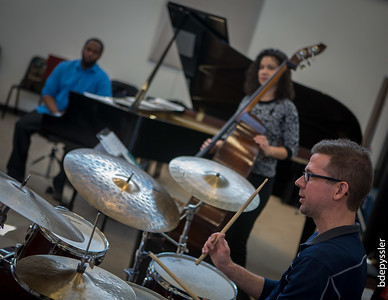 batuque trio workshop, nccu 3.4.2017