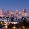 Summer night dream - San Francisco, CA