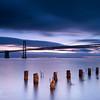 Peacful morning - Bay Bridge, San Francisco, CA