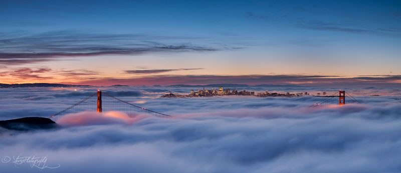Sky City - San Francisco, CA