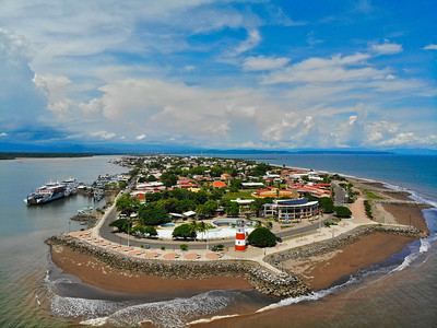 Amazing Puntarenas, Costa Rica with beaches, surf &sun