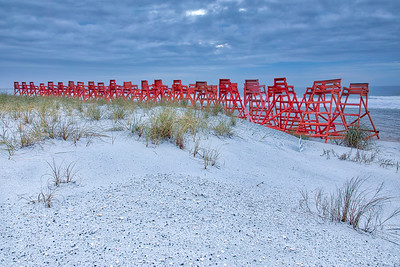 JAX Bch Lifeguard Chairs-2