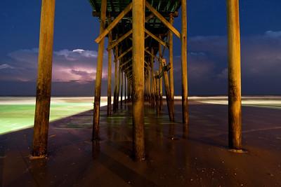 Carolina Beach Fishing Pier