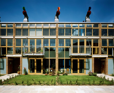 BedZED - Bill Dunster Architects