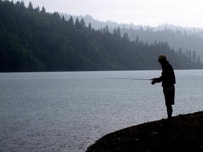 Shasta Lake, CA. ©JLCramerPhotography 2004