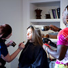 My fab team of stylists work around the clock to make everyone look fantastic.