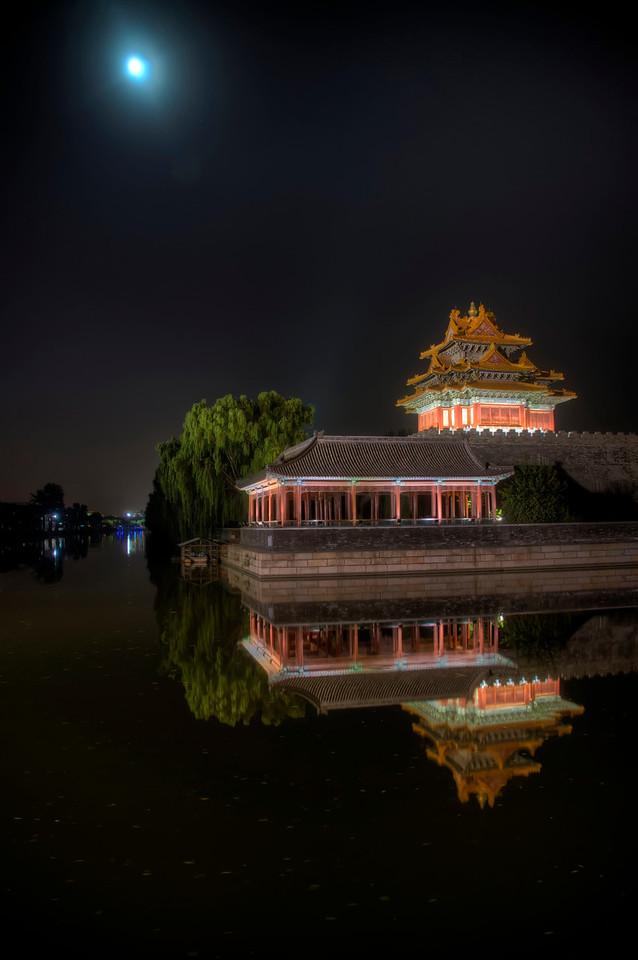 Forbidden City Corner Tower