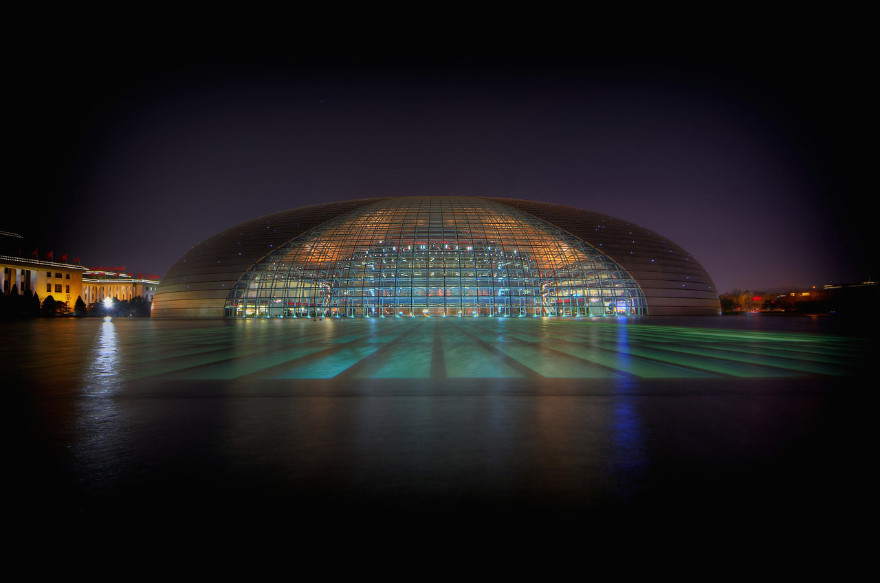 The Egg at Night