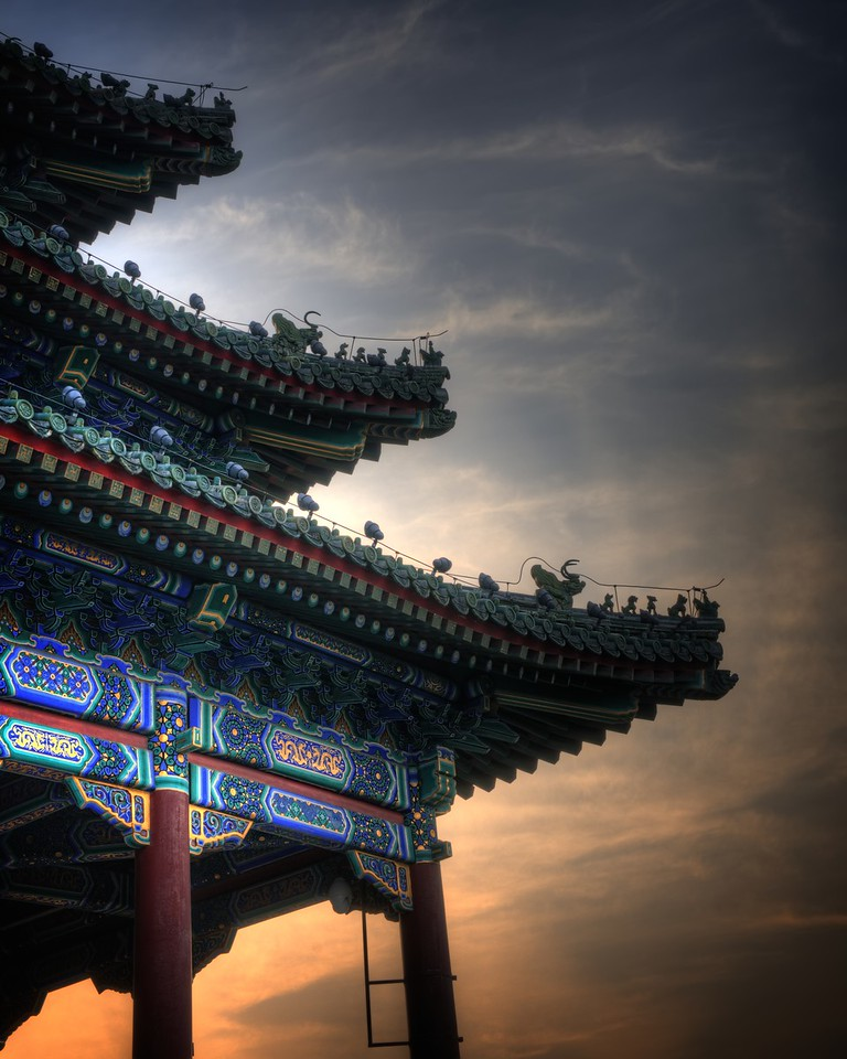 Big Jingshan Park Pagoda