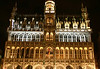 """La Mansion du Roi"" (French for King's House) - a.k.a ""Het Broodhuis"" (Dutch for ""bread house"") - nocturnally - Brussels"