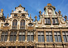 Atop the Guild Halls - Grand Place (Market Square) - Brussels