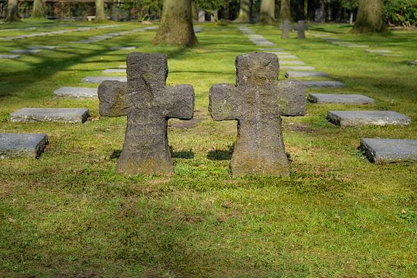 Vladslo German cemetery
