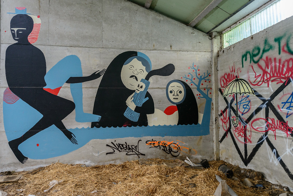 DOEL, lost village, AUG 2012
