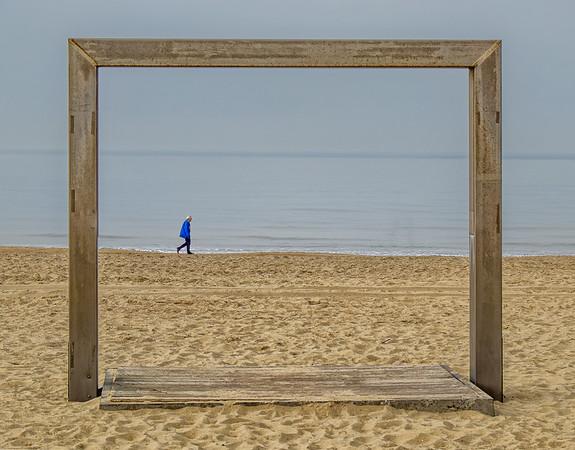 Frame in a Frame, Knokke (Belgium)