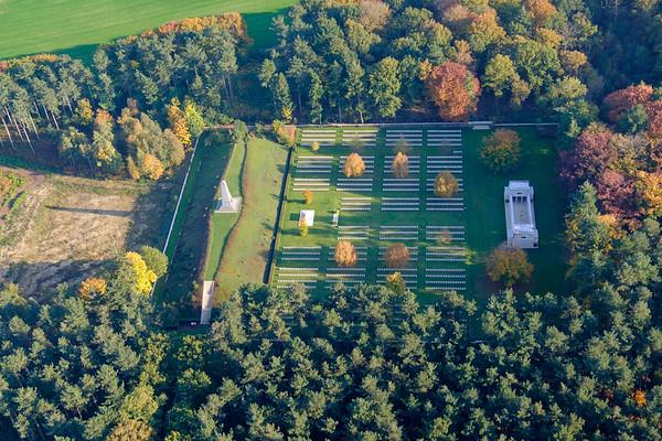 Buttes New British Cemetery, Flanders Fields, Belgium