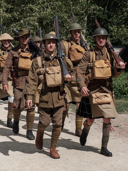 Battle of Passchendaele remembrance 2017