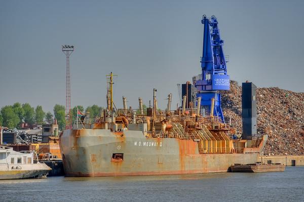 Van Heyghen Recycling, Ghent Seaport