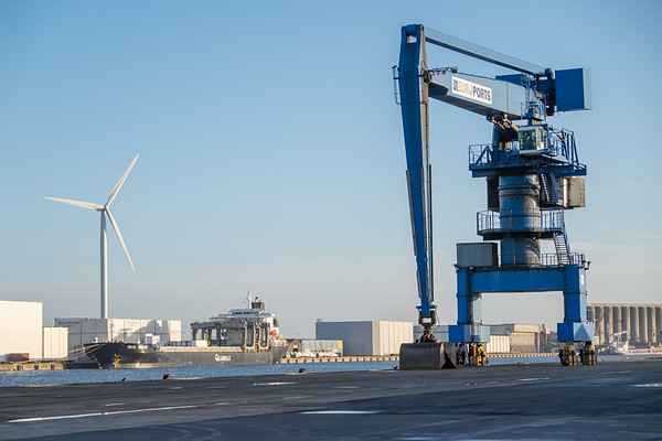 Ghent Seaport - Euroports