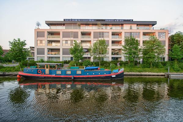 Riverside apartement, Kortrijk