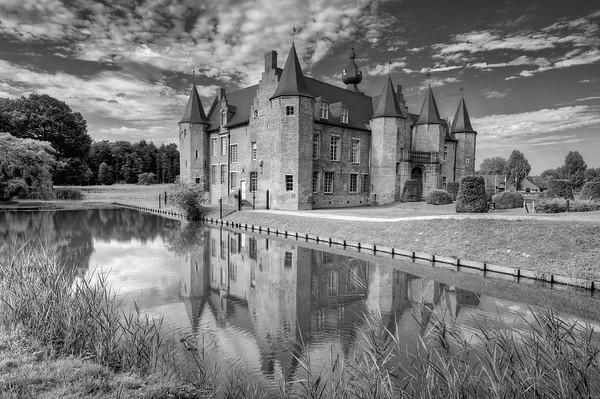 Castle of Rumbeke, Sterrebos, Roeselare-Rumbeke, Belgium