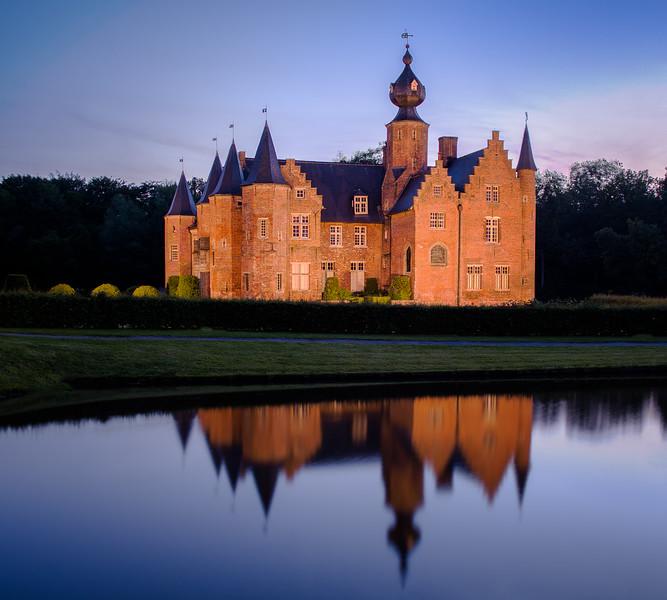 Rumbeke (Belgium) Castle
