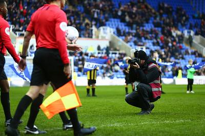 Reading v Derby County - Sky Bet Championship