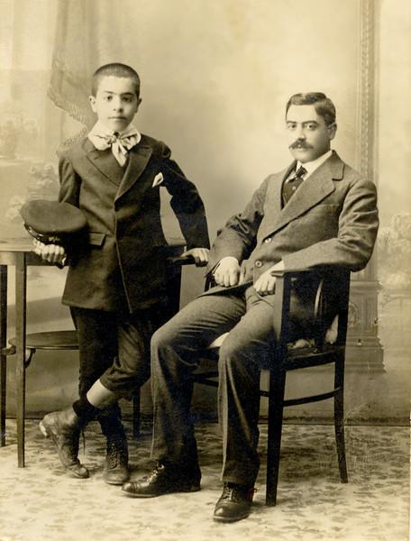 Don Abraham Bendayan - Grandfather
