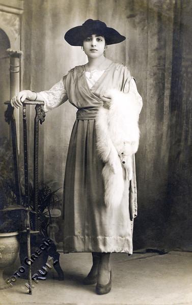 Sultana Benmergui née Cohen - Mamé sister