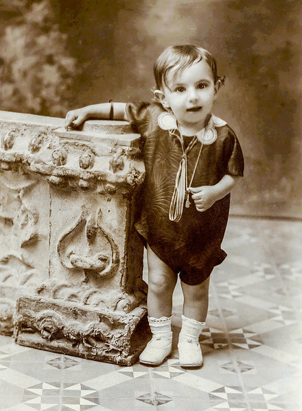 Elias Bendayan  - Uncle - 1927