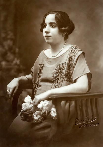 Rachel Bendayan (Mamé)
