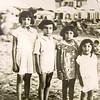 Sol, Elias, Lea & Alegria - circa 1931