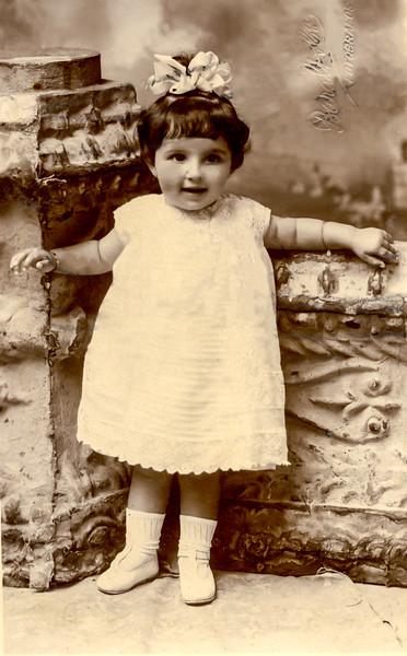 Sol Bendayan - Aunt - 1925