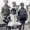 Sam, Lisette, Eddie & Raphaël - May 1933