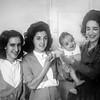 Clairette, Alegria, Jacky & Lea - 1945