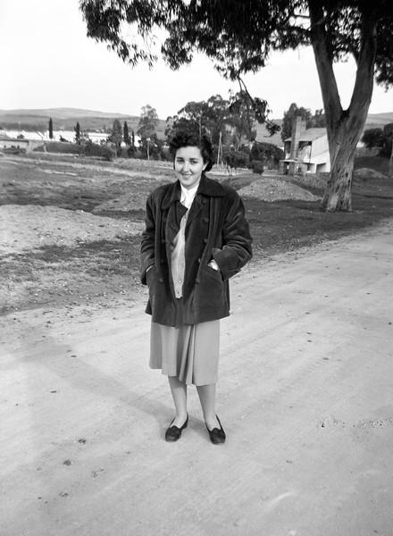 Alegria - January 1952