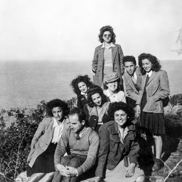 Alegria, Raphaël, Sol & Companions - March 1946