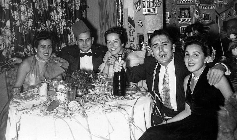 Moise Barchilon, Lisette, Raphaël & Alegria