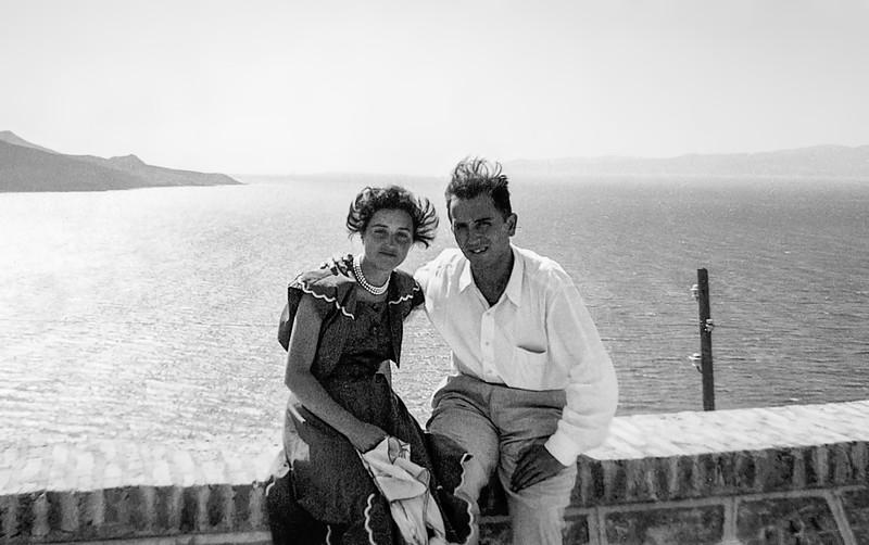 San Antonio, Spain - July 4, 1952