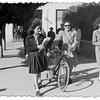 Alegria, friend & Lea - 1947