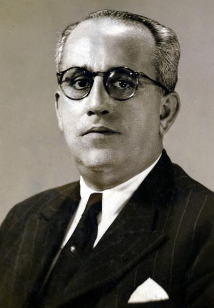 Abraham Bendelac Hassan - Grandfather circa 1945