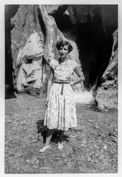 Lea - August 1952