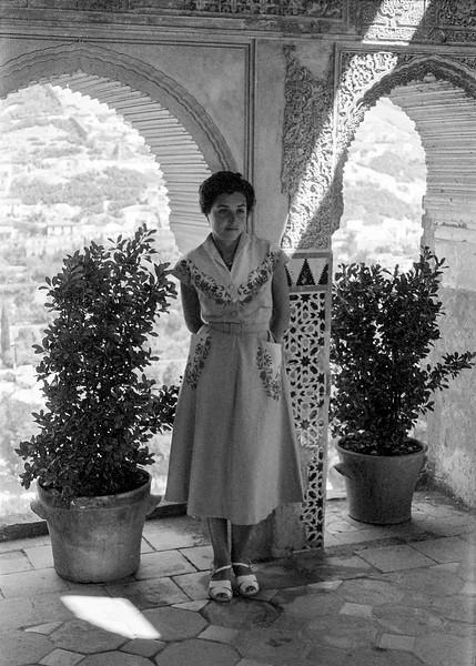 Alegria in the Alhambra