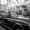 Queen Elizabeth II in Gibraltar - May 1954